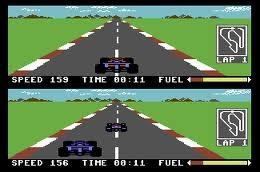 Quel est ce simulateur de conduite (dans lequel les pneus avaient plusieurs degrés d'usure) ?
