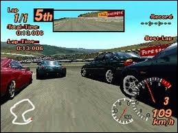 Quel est ce simulateur de conduite (dans lequel on peut se constituer un garage avec de très nombreux modèles de voitures) ?
