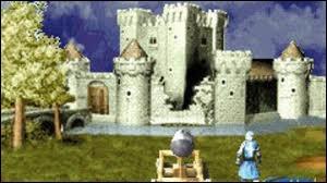 Comment s'appelle ce jeu médiéval (dans lequel on pouvait détruire le château adverse avec une catapulte) ?