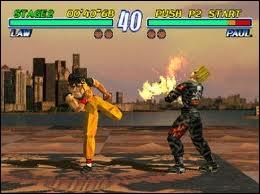 Quel est cet autre jeu vidéo de combats ?