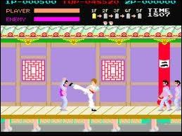 Ce jeu vidéo est un peu moins connu mais il reste quand même culte... Quel est ce jeu vidéo des années 80 ?