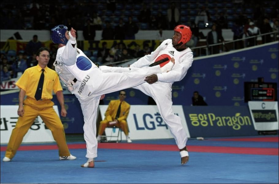 Quel est cet art martial, d'origine coréenne ?