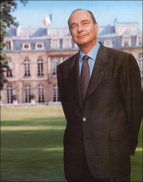 Quel est le parti de Jacques Chirac ?