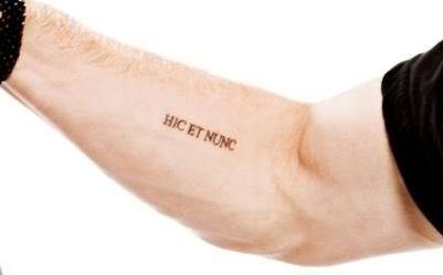 Vampire Diaries : les tatouages des acteurs
