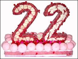 Qui a 22 ans ?