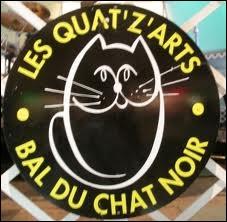 Dans quelle ville le Bal du chat noir marque-t-il l'ouverture de la saison du carnaval ?