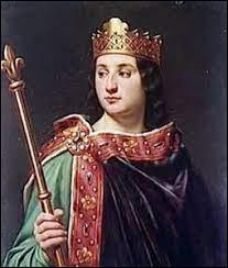 Quel est le nom du dernier roi carolingien, mort en 987 sans héritier ?