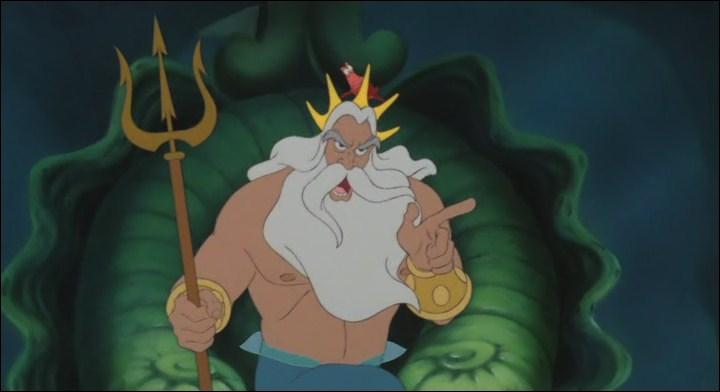 Comment s'appelle le père d'Ariel ?