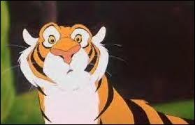 Comment s'appelle le tigre de Jasmine ?