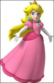 Et moi à votre avis ? Petit indice : je suis la petite amie de Mario.
