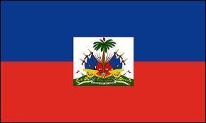 Morceau d'Hispaniola qui a tremblé en 2010. Je suis...