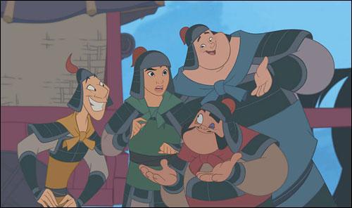 D'après Iao, qu'a la femme de Shifu depuis tout ce temps?