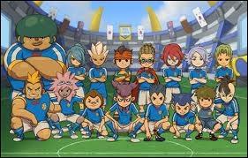 Quel est le nom de cette équipe ?