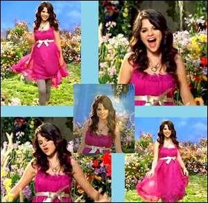 Selena Gomez a fait la bande originale du film...
