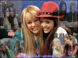 Qui a-t-elle incarné dans  Hannah Montana  pendant quelques épisodes ?