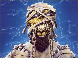 Comment s'appelle la mascotte du groupe Iron Maiden ?