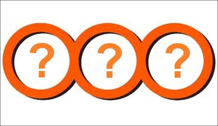 Remplacez les points d'interrogation par les 3 lettres qui identifient cette société de logistique ?