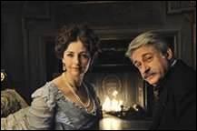 Didier Bezace est Félix Faure dans le film  La maîtresse du Président . Qui joue le rôle de Marguerite Steinheil ?