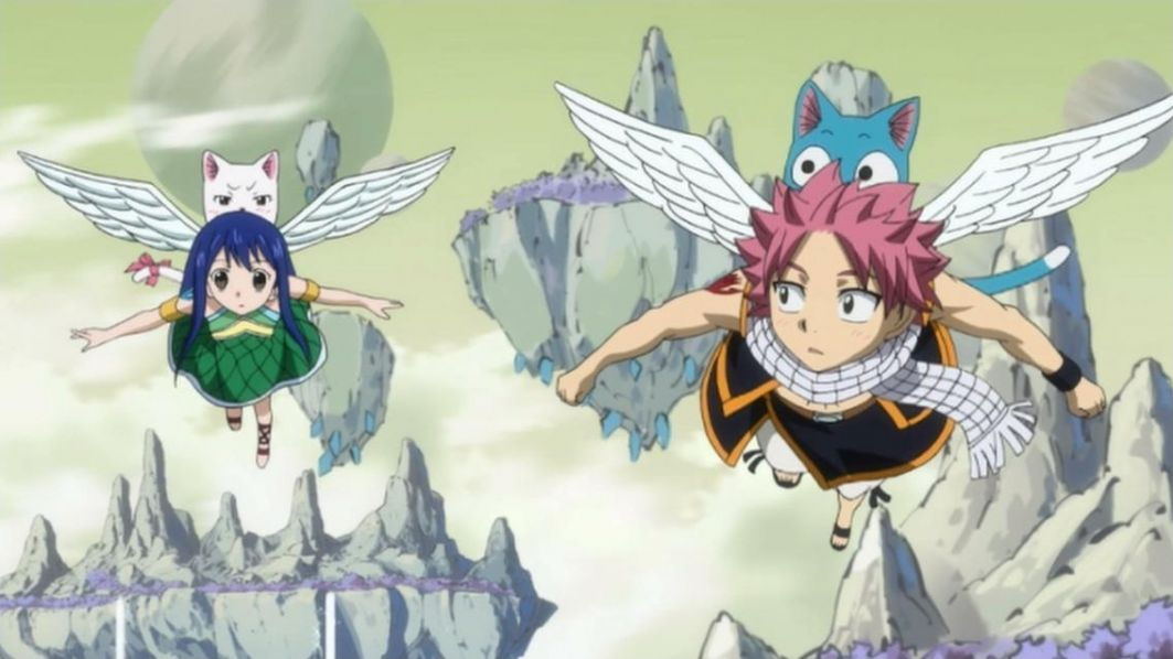 Fairy Tail Story