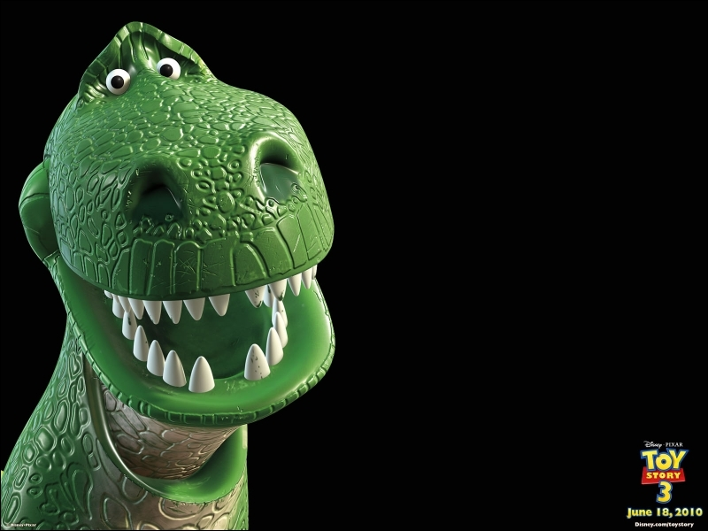 Le puissant dinosaure :