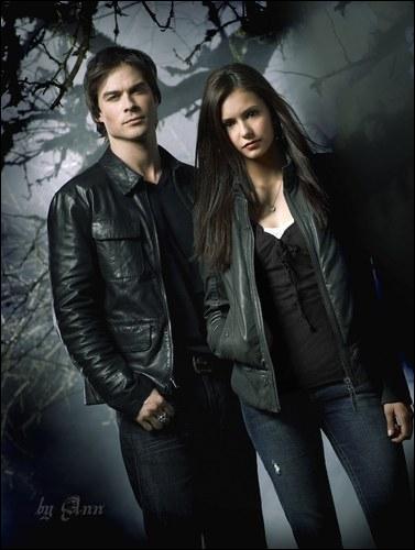 Quand Elena et Damon se sont-ils rencontrés réellement pour la première fois ?