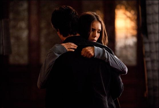 Dans quel épisode Damon dit-il :  Parce que quand j'aurai sauvé mon frère et que je te l'aurai ramené, je veux que tu te souviennes de tes sentiments en son absence.