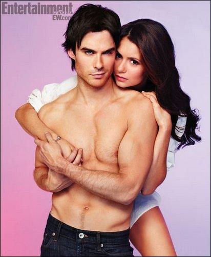 Au final de la saison 3, Elena a-t-elle choisi Damon ?
