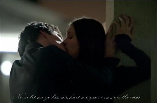 En tout, combien de fois se sont-ils embrassés ?