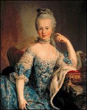 A quel âge arriva-t-elle en France pour son mariage ?