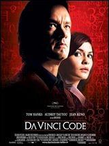En 2006,  The Da Vinci Code , réunit des acteurs américains et français. Son scénario est tiré d'un roman de :