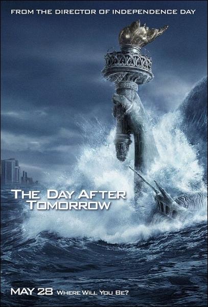 En 2004,  The Day After , est conçu par le même réalisateur que  Indépendance Day . Qui est-il ?