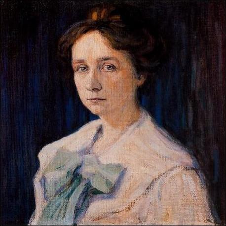 Est-ce Munch qui a peint Gabrielle Munter ?