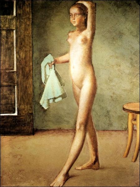 Est-ce Munch qui a peint Nu ?