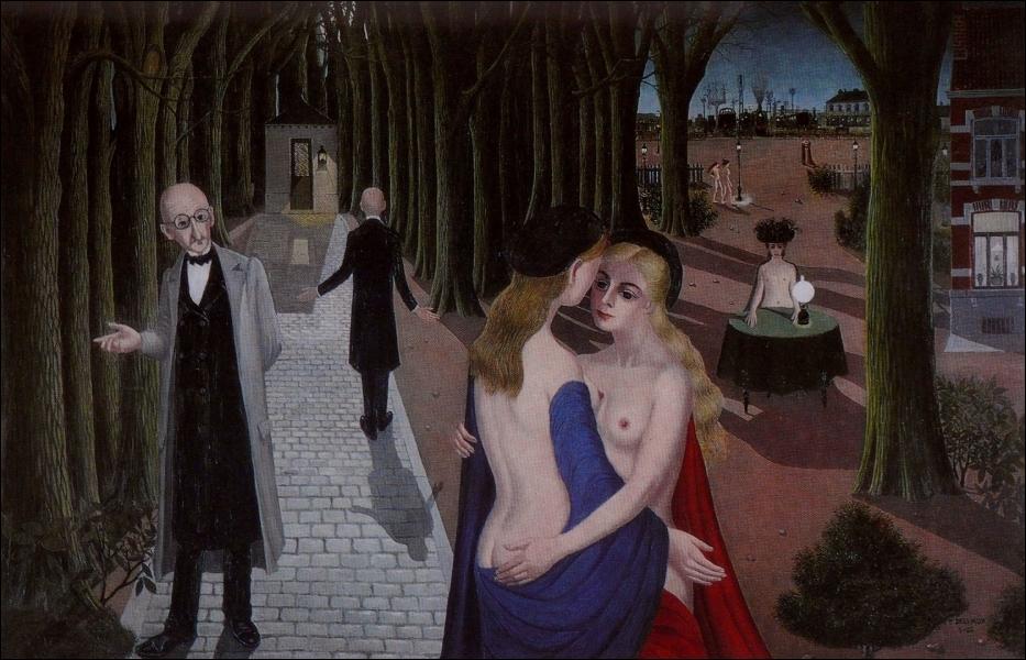 Est-ce Munch qui a peint cette toile ?