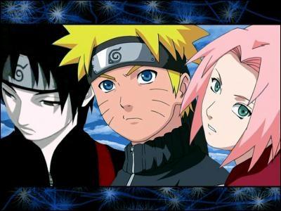 Dans le film  Mission spéciale au pays de la Lune  qui fait équipe avec Naruto ?
