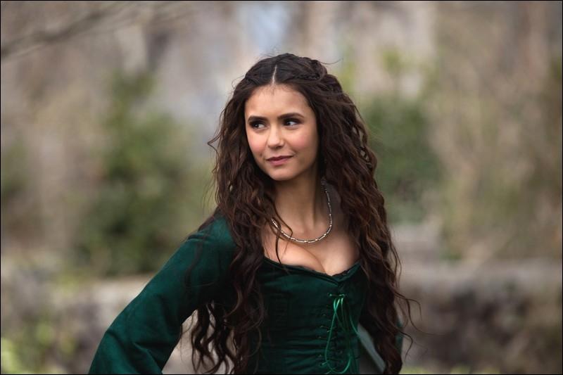 Quel âge a Katherine en vampire ?