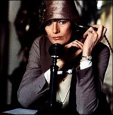 Ce film, dont Vanessa Redgrave est la star, aux côtés de Dustin Hoffman, a Agatha Christie elle-même pour héroïne. Quel est le sujet du film, titré Agatha ?