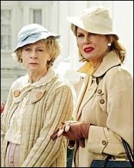 A côté de Miss Marple, c'est l'actrice Joanna Lumley (Purdey, de Chapeau melon et bottes de cuir). Elle y joue Dolly Bantry. De quel roman s'agit-il ?
