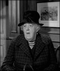 La meilleure des Miss Marple, même si elle jouait ce rôle en l'écrasant sous sa réjouissante personnalité et dans des films qui prenaient des libertés avec les romans, c'est ?