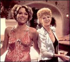 Deux grandes actrices britanniques s'affrontent avec sarcasme et ironie, dans le film Meurtre au soleil, tiré d'une énigme d'Agatha. Ce sont ?