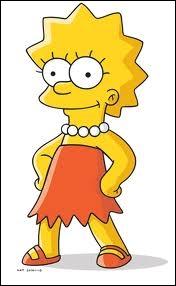 Quel est le premier mot de Lisa ?