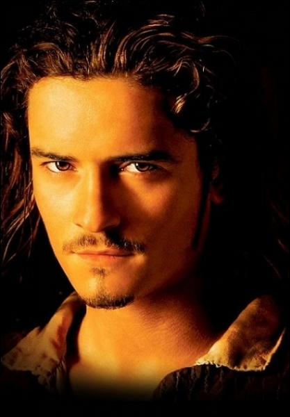 Orlando Bloom a joué Légolas dans  Le Seigneur des Anneaux . Qui a-t-il joué dans  Pirates des Caraïbes  ?