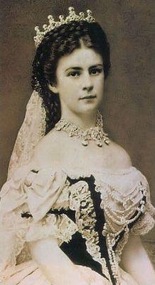 Sissi impératrice d'Autriche