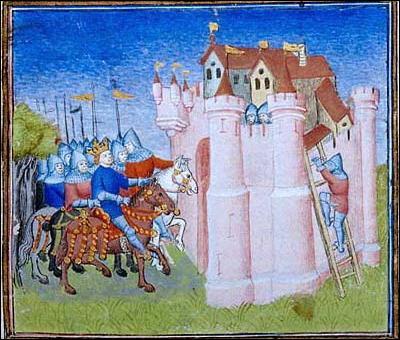En 486, au cours de quelle bataille, Clovis conquiert-il tout le nord de la Gaule par une victoire contre Syagrius ? Ce général était le dernier représentant de l'autorité romaine en Gaule du Nord.