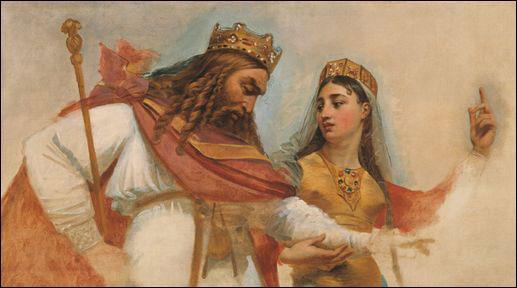 Les Francs étaient un peuple païen. Comment s'appelait l'épouse chrétienne de Clovis qui le poussa à se convertir au catholicisme ?