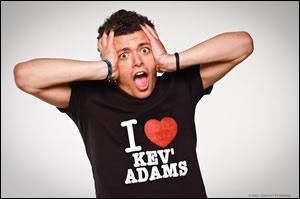 Est-ce qu'Adams est son vrai nom de famille ?