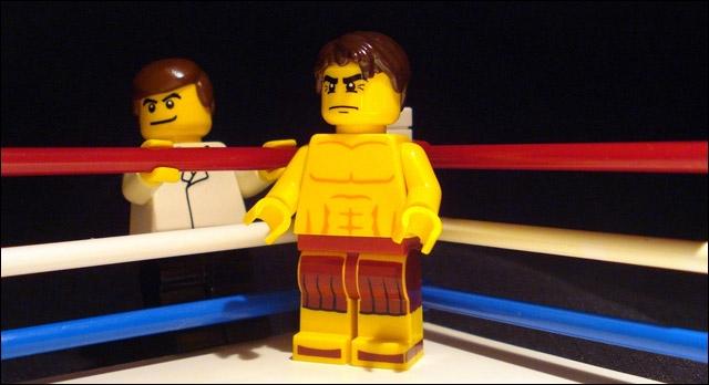 Mark Wahlberg et Christian Bale tiennent la vedette dans ce film très combatif !