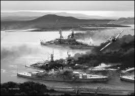 A la fin de quelle année le Japon déclenche-t-il la guerre du Pacifique en attaquant la base navale américaine de Pearl Arbor à Hawaii ?