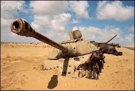 En quelle année éclate la guerre du Kippour entre l'Égypte et la Syrie d'une part et Israël de l'autre ?
