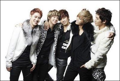 Quel est le nom de ce boys band ?